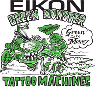 Eikon Softball Team - Green Monsters
