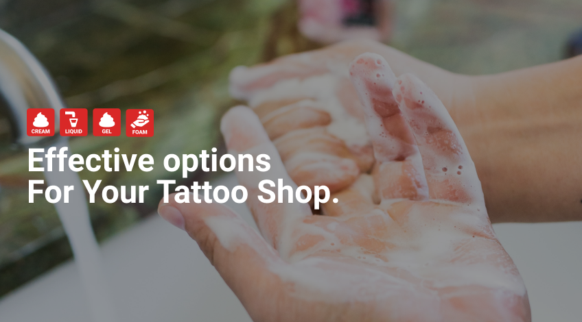 Hand Sanitizer and Soap: Effective Options For Your Shop.