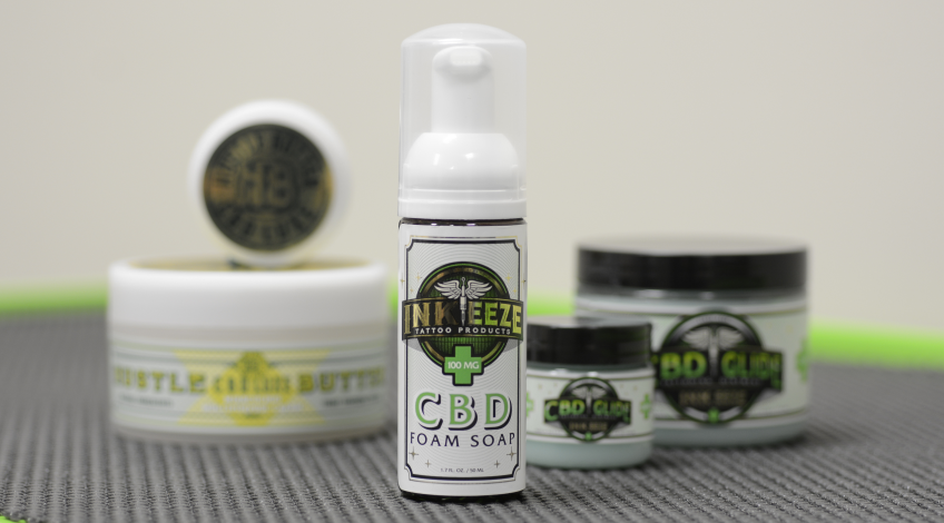 CBD Aftercare Solutions for your Shop, Your Clients and You!