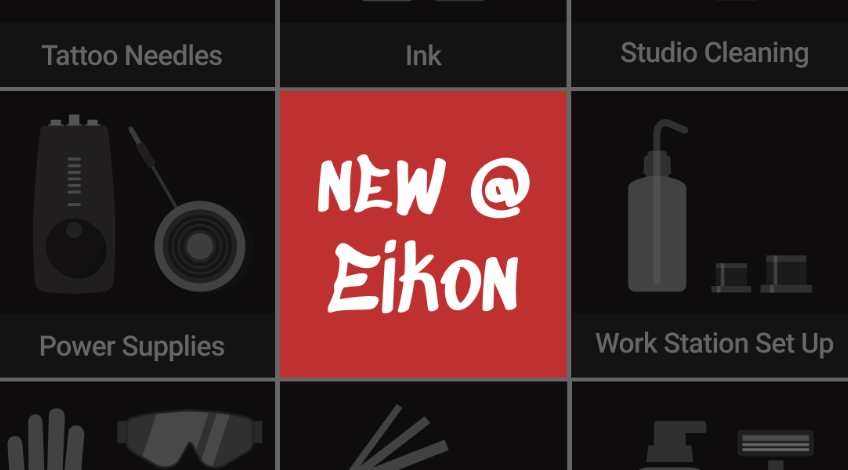 Soapopular, Alpha Betts & FK's Battery Back | New at Eikon Tattoo Supplies