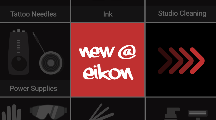 Magic Arm for ES500, PriMed Gloves and more... | New at Eikon Tattoo Supplies