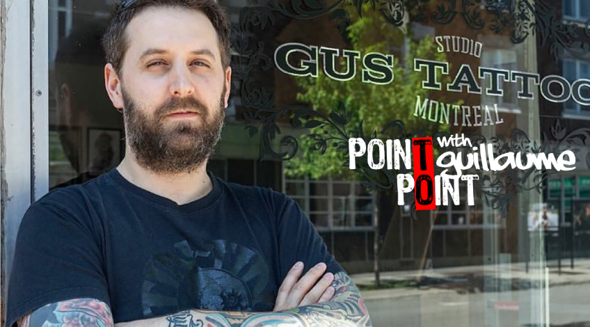 Guillaume Couture talks Point to Point with Eikon