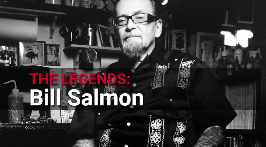 Bill Salmon hiStories with Eikon