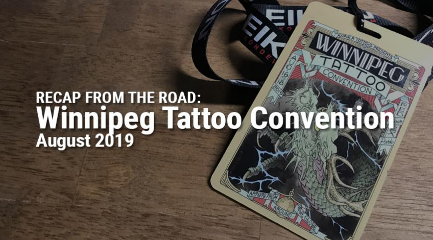 Winnipeg Tattoo Convention 2019