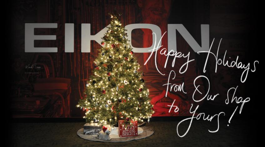 From our Shop to yours... Happy Holidays