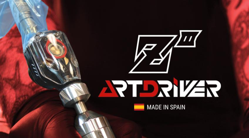 ArtDriver - Spanish Ink Precision