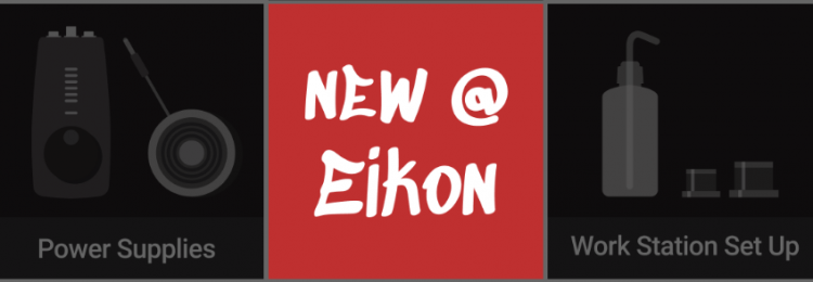 EyeShields, Hipster Jackets & more | New at Eikon Tattoo Supplies