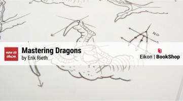 Mastering Dragons with Two Erik Rieth Books