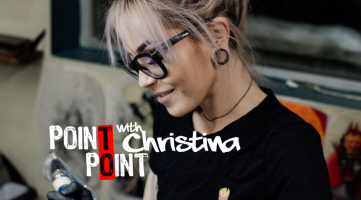 Christina Christie Talks Point to Point with Eikon