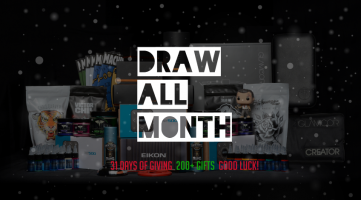 DRAW ALL MONTH | 2020 Edition