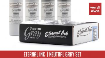 New@Eikon | Eternal Ink Neutral Gray Set