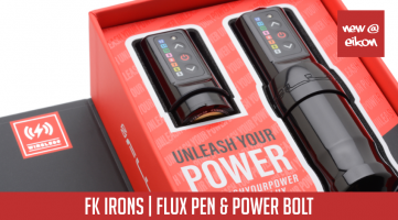 New@Eikon | FK's Flux & Bolt Combo