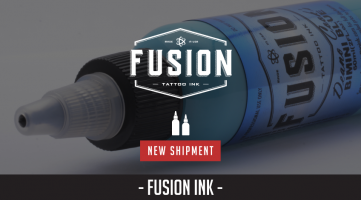 NEW SHIPMENT | Fusion Ink