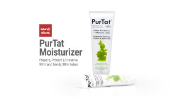 New PurTat Moisturizer & Aftercare from SO Labs