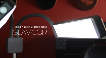 Light Up Your Station with Glamcor Pro Series Lighting