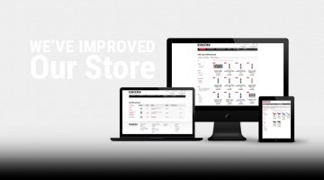 New Store Features And More...