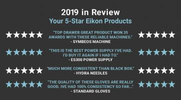 2019 in Review: Your 5-Star EIKON DEVICE Products
