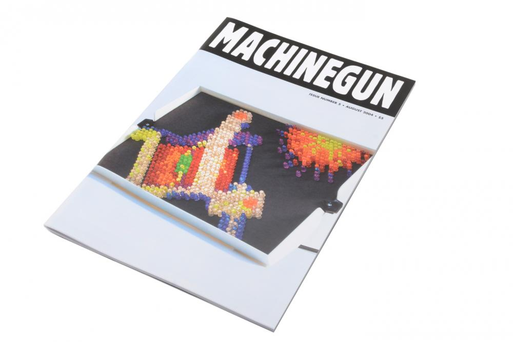 Machine gun pdf eikon magazine