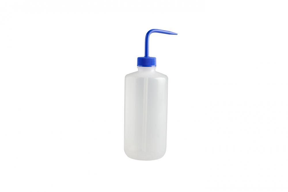 7cb34ec400 Cat # 2066-B Nalgene Non-Autoclavable Wash Bottle - Blue - 500 ml